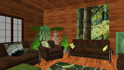 main cabin - Country - by barbaraentangled