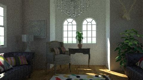 Living Room - Classic - Living room - by karma kitten
