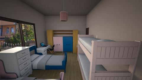 My room in real life - Kids room  - by AnxhelaN