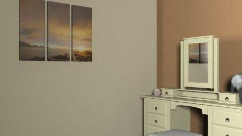 e 4 - Retro - Bedroom  - by tiesto