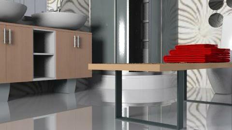 batroom mslmks 3 - Classic - Bathroom  - by mslmkus