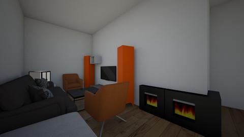 living_eglantier10 - Living room  - by gvda