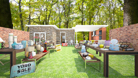 brocante - Classic - Garden  - by deleted_1590837683_jojoclik