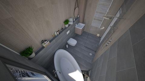 plankova - Bathroom  - by Anet Aneta Kucharova