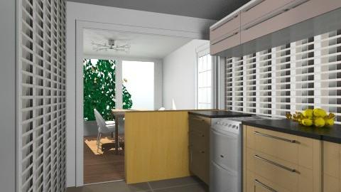 nibiru 03 - Minimal - Kitchen  - by domuseinterior