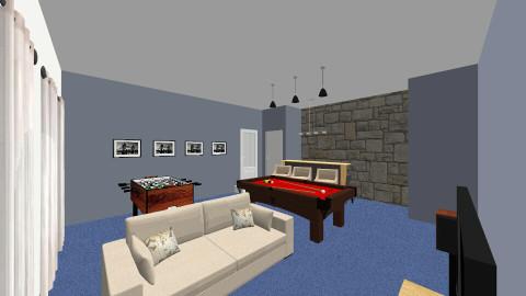 Gibson Grove Room 2 - Retro - by gregjweeks