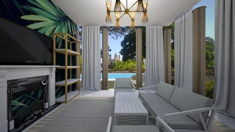 Outdoor Paradise - Garden - by neverlanddesigns