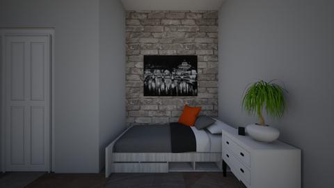 students room - Bedroom - by Joanne2004