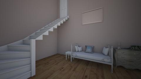 Vintage Hallway - by deleted_1588703611_khayla simpson