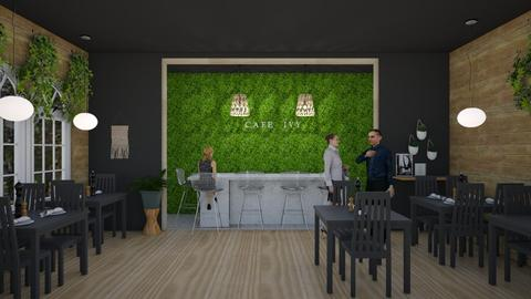 cafe ivy - Minimal - by agtdesigns2003