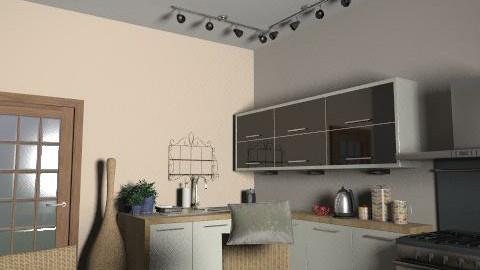 mutfak 3 - Classic - Kitchen  - by tatariko