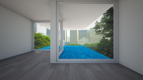 pool - by Angela Quintieri