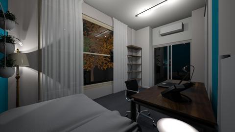 rokkk - Bedroom  - by jacecocacola