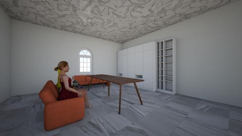 JaviHM2011 - Living room  - by JaviHM2011