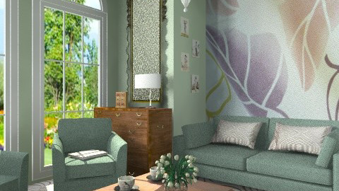 l_G_2 - Classic - Living room - by milyca8