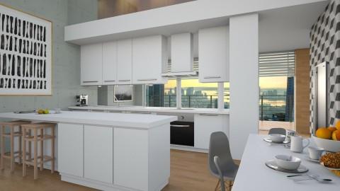 Fresh 2 - Modern - Kitchen  - by KRdesign