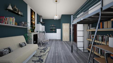Kingdom - Bedroom  - by XelleWishes