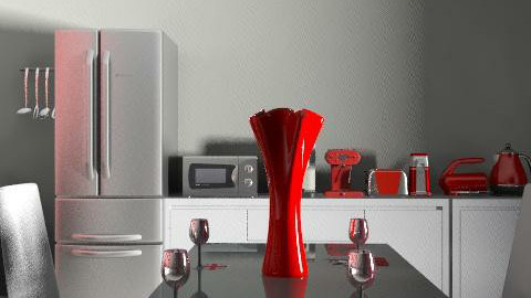 Kitchen2 - Eclectic - Kitchen  - by kourt