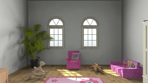 kid room - Classic - Kids room  - by Klaudia Zajdel