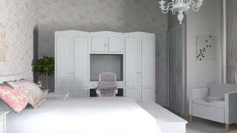 Vintage - Vintage - Bedroom  - by XxXLoveDesigningXxX