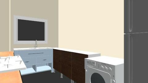 kitchen - Rustic - Kitchen  - by kattylou22