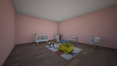 Milan Moore - Kids room  - by lilg129class