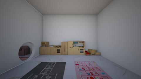 Girls Bedroom - Feminine - Kids room - by Blossom46