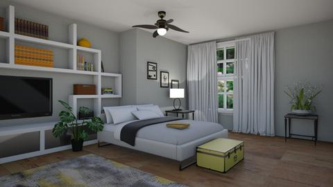 bedroom - Bedroom  - by steker2344