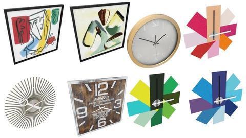 clocks - by taliaback