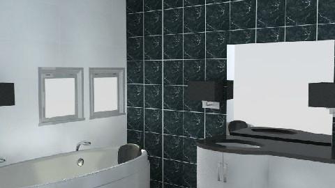 Typical bathroom :/ - Bathroom - by magicboy18