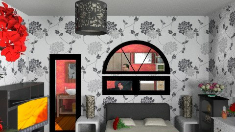 Crossing - Eclectic - Bedroom  - by health