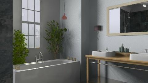 Bathroom - Classic - Bathroom  - by katsii
