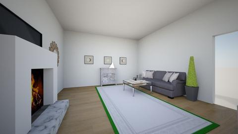 DeVries Great Room - Living room  - by megandev