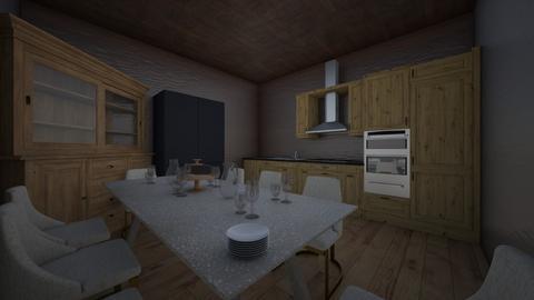 kitchen oli - Kitchen  - by katetremblay