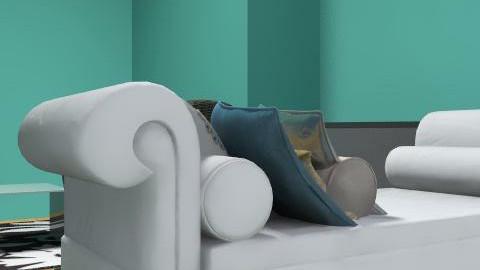 Classy Kids Room - Modern - Kids room  - by rissagal18