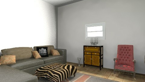 test1 - Vintage - Living room  - by huangqpi