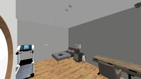 Cristian Goncalves P9 - Bedroom  - by lilg129class