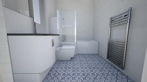 bathroom  - Bathroom - by thehumblehippie