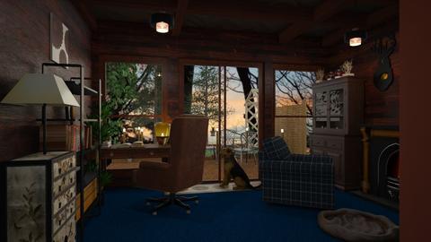 Garden template11 - Office - by harshada samant