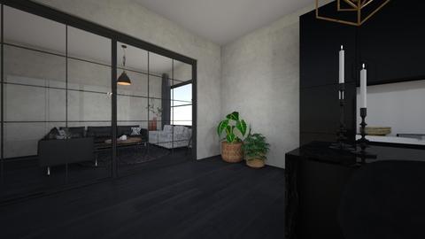 Dreamhouse - Modern - Kitchen - by Marlisa Jansen