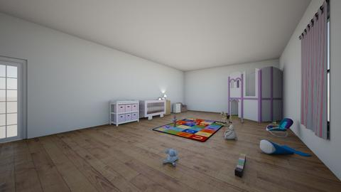 Taniya room - Kids room  - by Cierra Royale