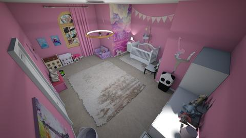 family home 71 - Modern - Kids room  - by Stavroula Chatzina