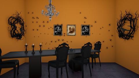Julie Seibert - Dining room  - by jules230110