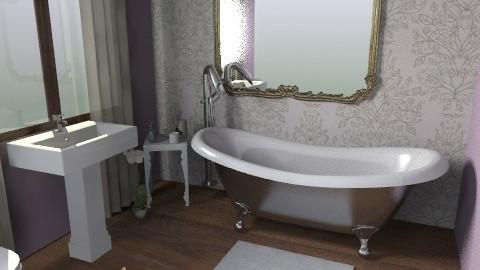 Bathroom3 - Classic - Bathroom  - by dulcied