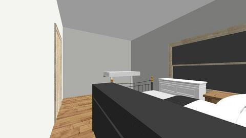My Room Option 2 - Bedroom - by skschell