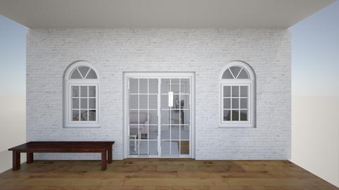 Rumah Sederhana Pwa - Living room  - by close2licha