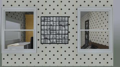 new room - Retro - Bedroom  - by hlaarman