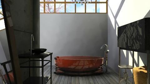 Julie_Bathroom - Modern - Bathroom  - by 3rdfloor