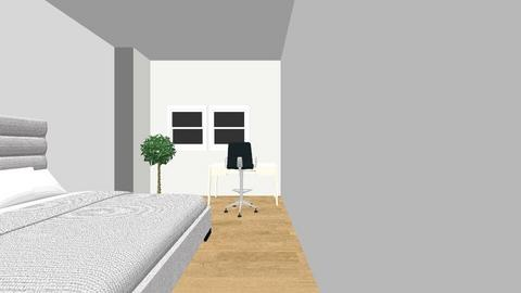 33C Dorchester  - Bedroom  - by nollychan