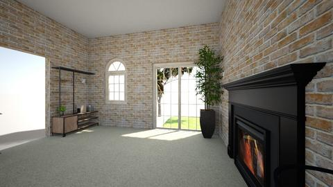 Karlah  - Living room  - by Koropallo22